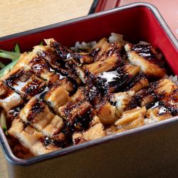 炙り上穴子丼(穴子二本入り)